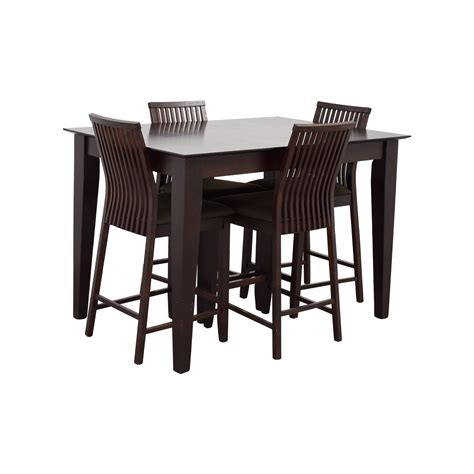 raymour and flanigan vintage dining set 53 raymour flanigan raymour flanigan dining set