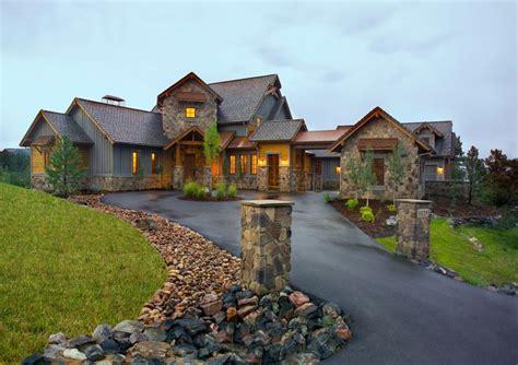 beautiful mountain houses top 25 best steel siding ideas on barn living