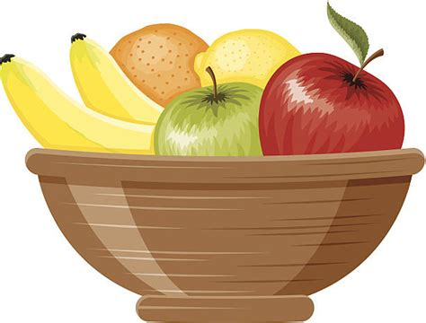 m s fruit bowl royalty free fruit bowl clip vector images