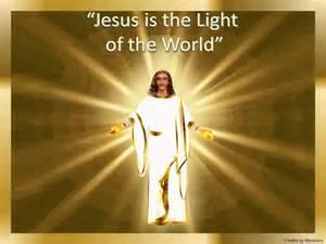 jesus is light god speaks through his word jesus the word of god