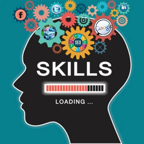 communication in top eight digital skills needed