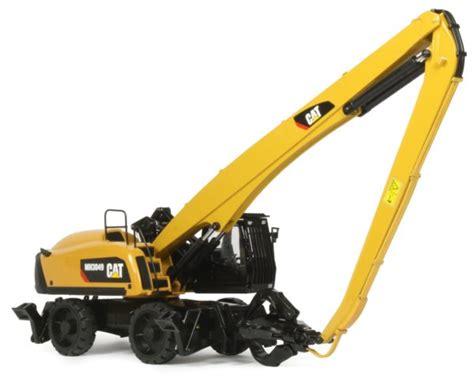 miniature construction world caterpillar mh3049 material handler