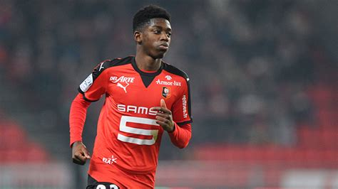 ousmane dembele english football s rising stars ousmane dembele footie central