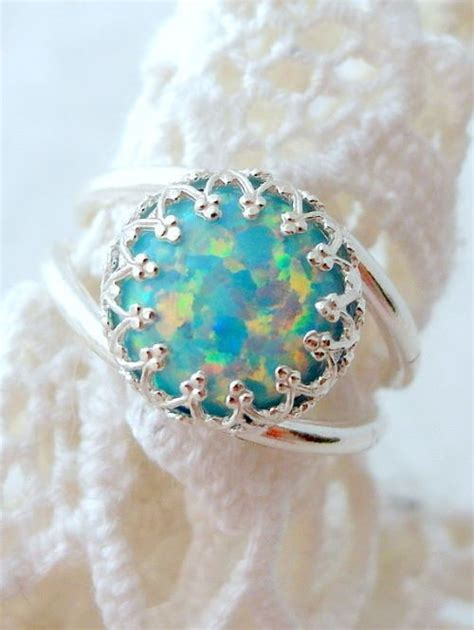 best 25 opal engagement rings ideas on pinterest pretty