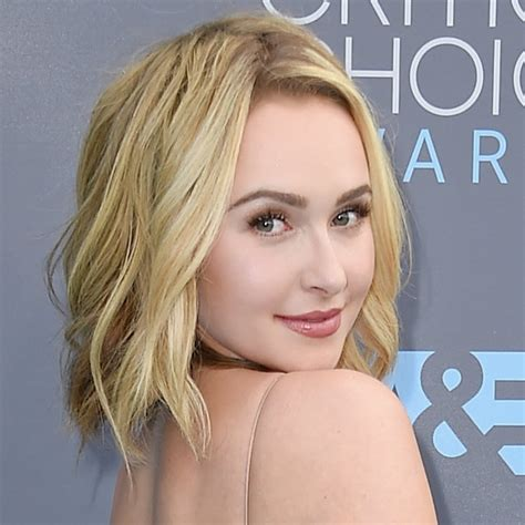 Get The Look Haydens Gorgeous Skin by Hayden Panettiere Posts Family Photo With Fianc 233 And