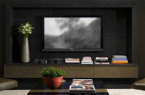 tv wall units for living room fancy living room interior design with modern tv wall unit and floating wooden tv stand plus