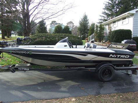 nitro boat trailer replacement lights boyd s nepa guiding service fishing reports in north east