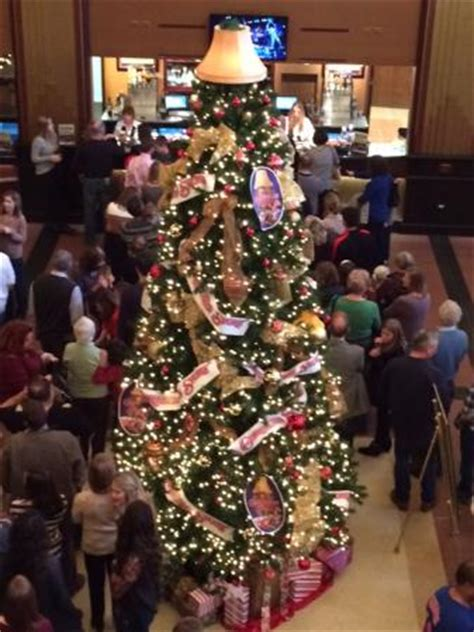 best christmas tree farms in aurora illinois paramount interior quot story quot tree picture of paramount theatre tripadvisor