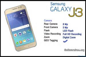 Samsung galaxy j3 camera review or specifications
