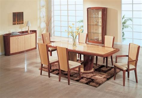 Latest Trends In Dining Room Designs Interior Design Dining Room Trends