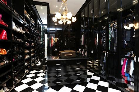 Million Dollar Closets by Black And White Closet Closet Har