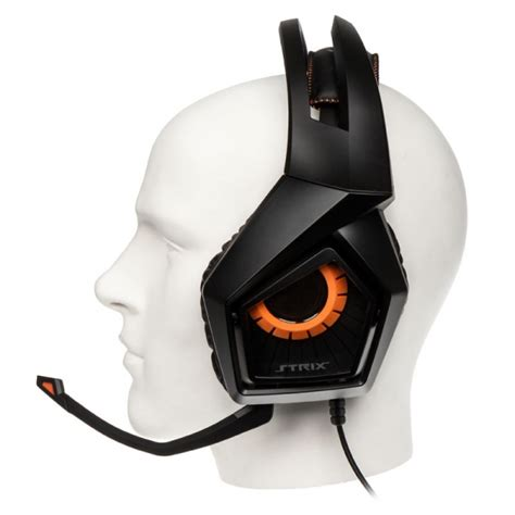 Headset Asus Strix Dsp asus strix dsp gaming headset gapl 666 from wcuk