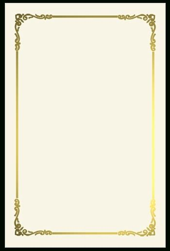 printable fancy border use the border in microsoft word or other