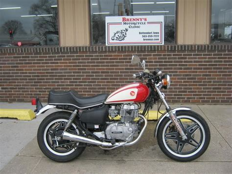 1981 honda motorcycle honda cm400 motorcycles for sale