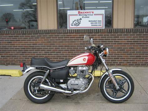 1981 honda cm400 honda cm400 motorcycles for sale