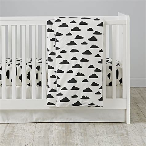 cloud crib bedding cloud crib bedding the land of nod