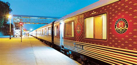 maharajas express train maharajas express train dawning of a new era in luxury