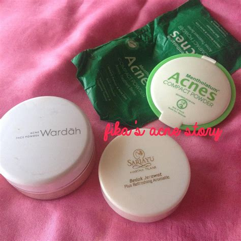 Bedak Review Make Harga review bedak jerawat sariayu reviews skincare dan make