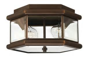 hinkley light fixtures hinkley lighting 2429cb copper bronze 2 light outdoor
