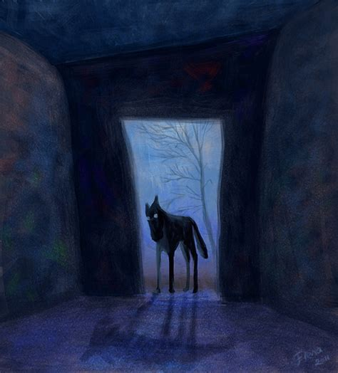 Wolf At The Door by Wolf Door A Wolf At The Door By Gottagetout Quot Quot Sc Quot 1