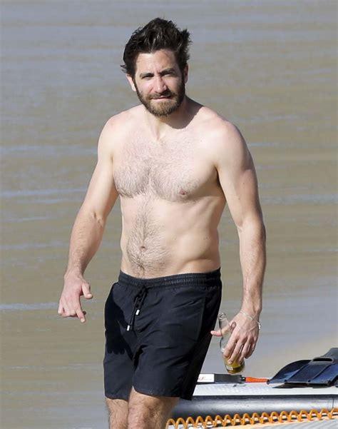 Shirtless Jon Bon Jovi Still At 45 by Jake Gyllenhaal Are Tragic