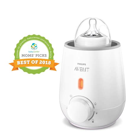 Warmer Avent by Philips Avent Bottle Warmer Fast Baby