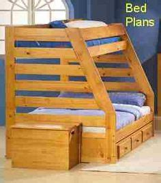 captains bed plans twin size captains bed plans woodworking projects plans