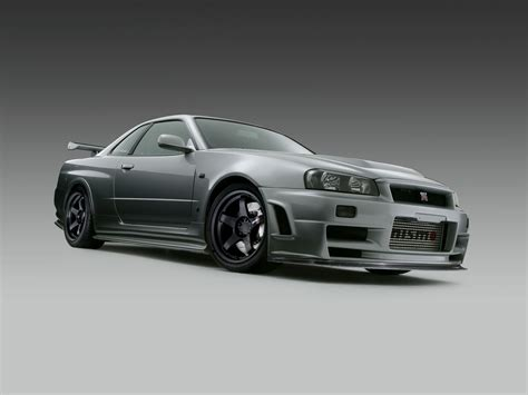 nissan skyline 2005 mad 4 wheels 2005 nissan skyline gt r r34 nismo z tune