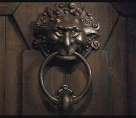 Labyrinth Door Knocker by Rink Rover Trophy Trivia Things I Learned At The Hhof Part 2