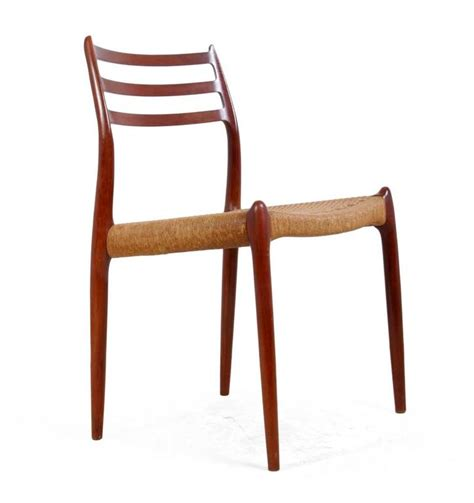 Jl Furniture by Set Of Six Teak Chairs By Jl Moller Model 78 At 1stdibs