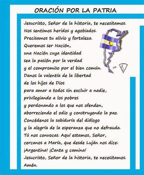 oraciones de la bandera parroquia nuestra se 241 ora del valle c 243 rdoba argentina