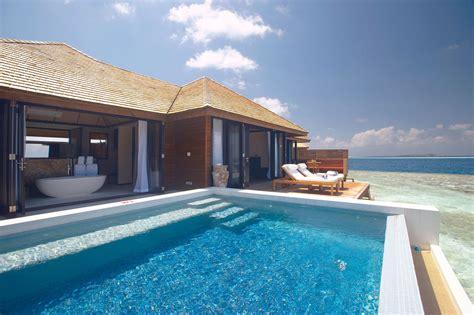 Stilt House Designs lily beach resort amp spa in maldives architecture amp design