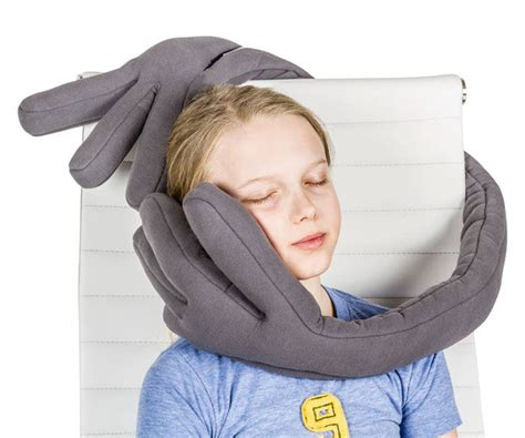 travelling pillow grasping travel pillows monp 232 re travel pillow