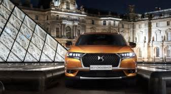 Interior Designer Magazine ds7 crossback suv new french president macron has first