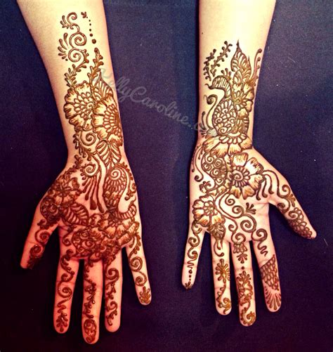 henna tattoo wedding designs henna caroline
