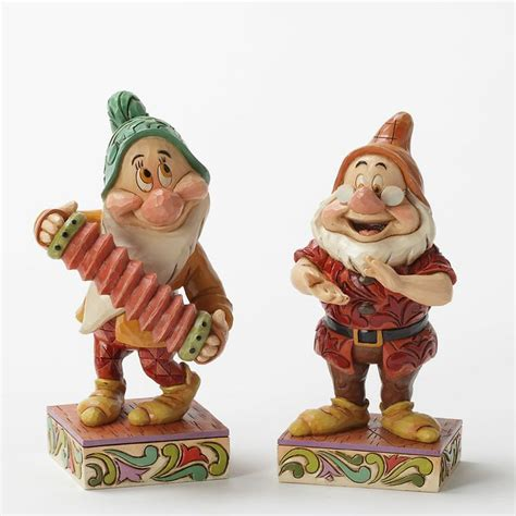 New Official Disney Traditions Seven Dwarfs Happy Figure Figurine 40 73 best jim shore disney collection images on
