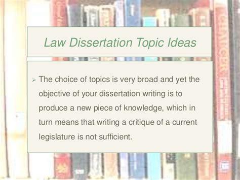 ideas for dissertation topics dissertation topics ideas