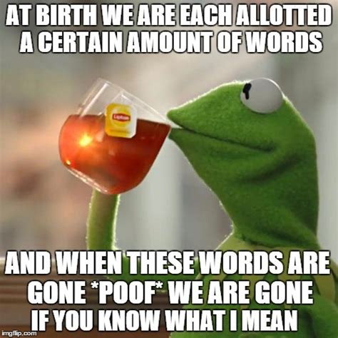 I Know Some Of These Words Meme - but thats none of my business meme imgflip