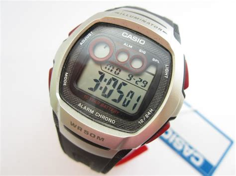 Casio Original 2963 casio 2963 w 210 illuminator gents with manual ebay