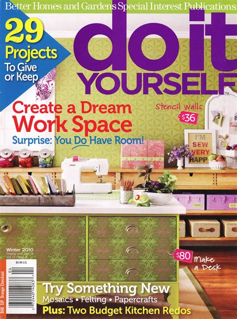do it yourself magazine stencil1 in do it yourself magazine stencil1
