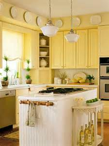 Decorating Ideas For Yellow Kitchen Cottage Certain Ideas For A Yellow Kitchen Afreakatheart