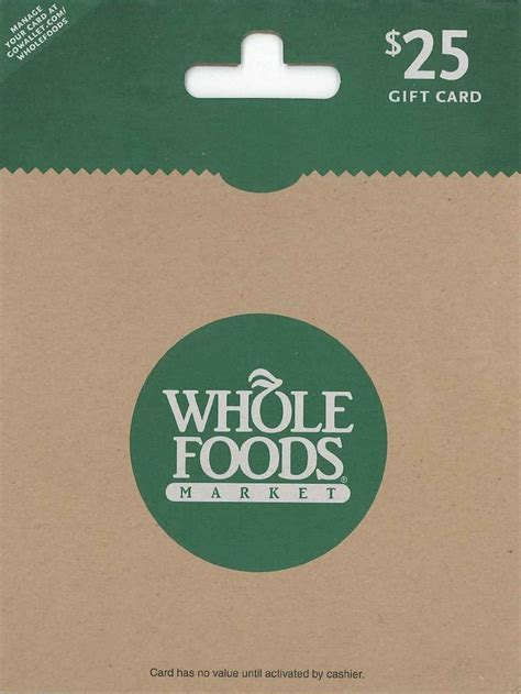 Can Amazon Gift Cards Be Used At Whole Foods - amazon com whole foods market 25 gift cards store father s day cards pinterest