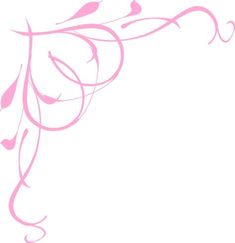 Munira Md 01 Pink Baby baby pink hearts border clip at clker vector