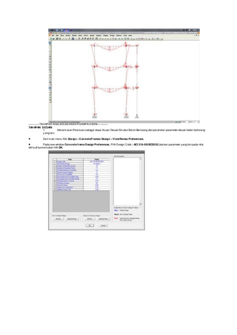tutorial sap jembatan peraturan beton bertulang indonesia pbi 1971
