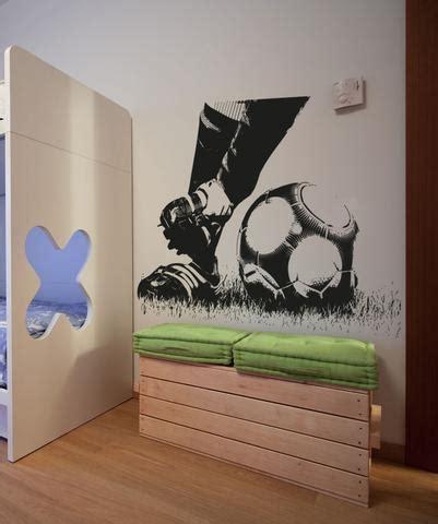 soccer wall sticker vinyl wall decal sticker soccer 5074 stickerbrand