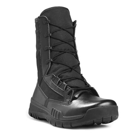 Nike Sfb Safety Black nike sfb field duty boot black at galls