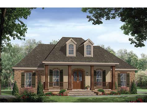 One Level Homes wellshire one level home plan 077d 0156 house plans and more