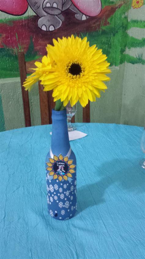decoração em garrafa bexiga garrafas encapadas bexigas no elo7 art 180 s edna 58cd39