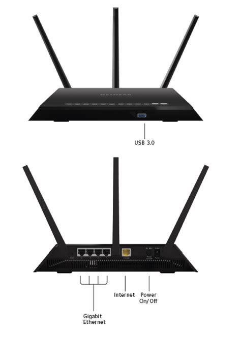Smart Wifi Router Ac1900 netgear nighthawk ac1900 smart wifi router r6900 100nas
