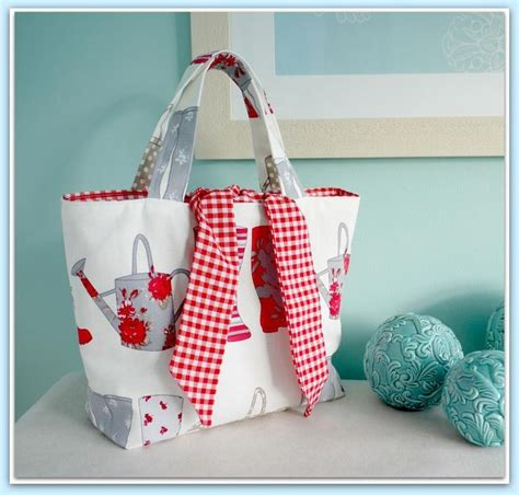 pattern tote bag reversible 17 best images about reversible bags on pinterest free